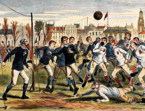 A origem do Futebol
