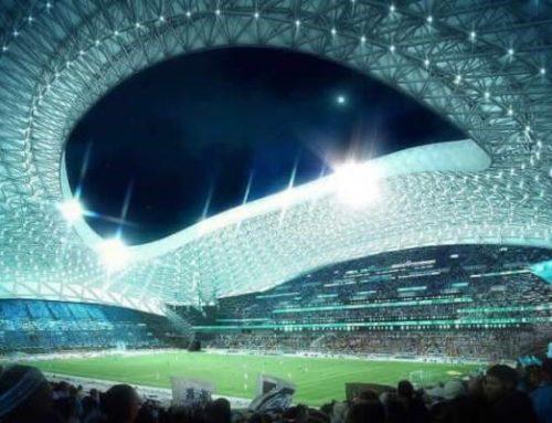 Estádios: os templos do futebol