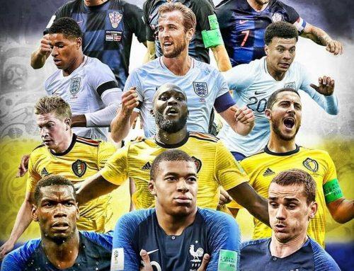 Semifinais da Copa sem Sulamericanos