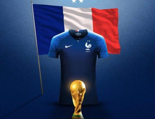 Os azuis conquistam o mundo – Diário da Copa dia 25