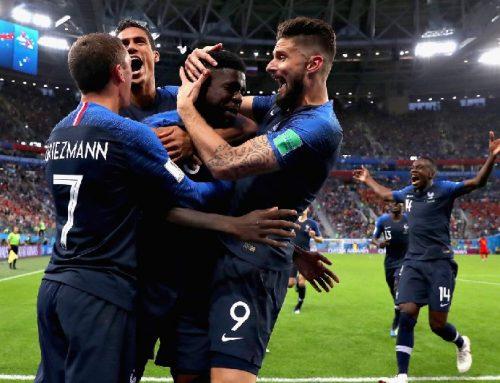 França finalista – Diário da Copa dia 22