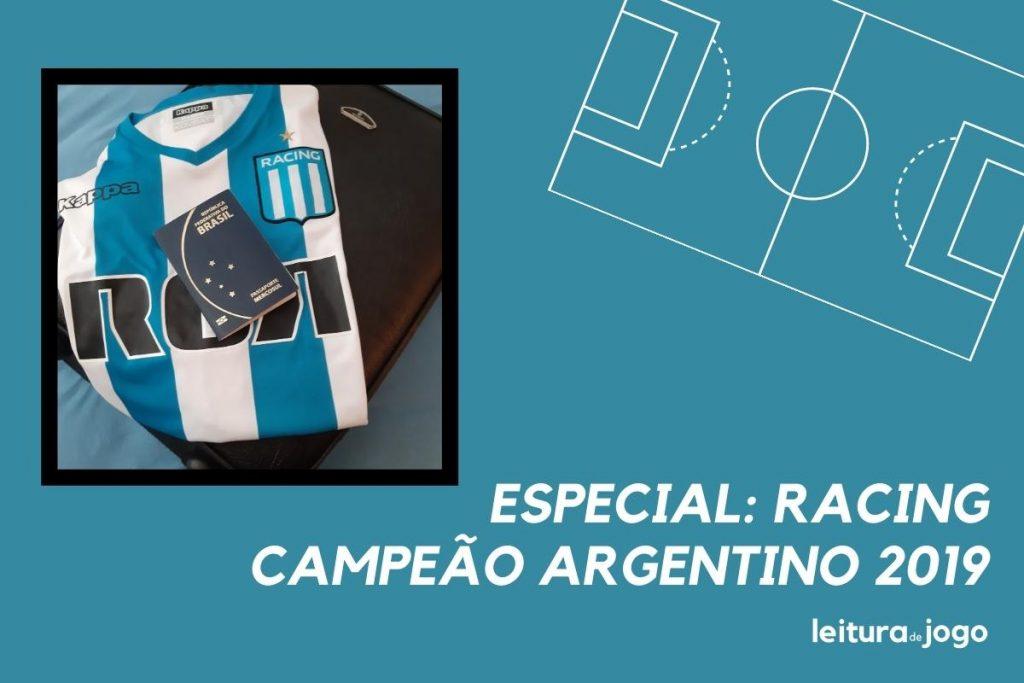 Especial: Racing campeão argentino 2019