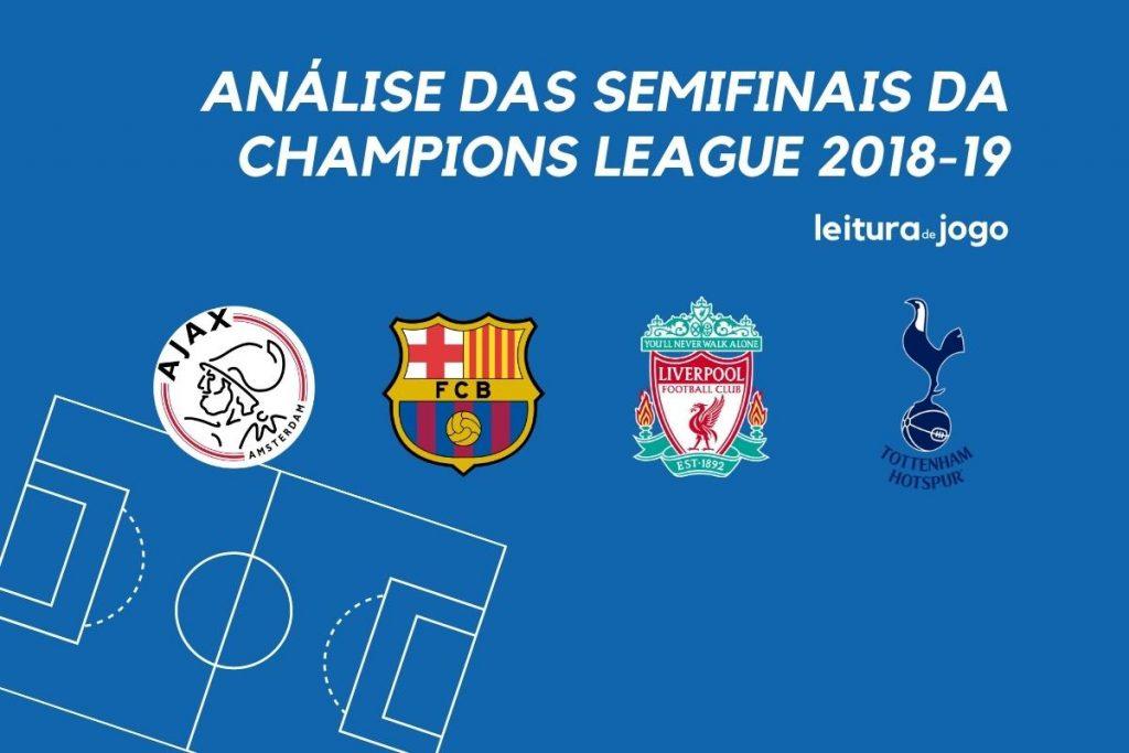 Análise das Semifinais da Champions League 2018-19
