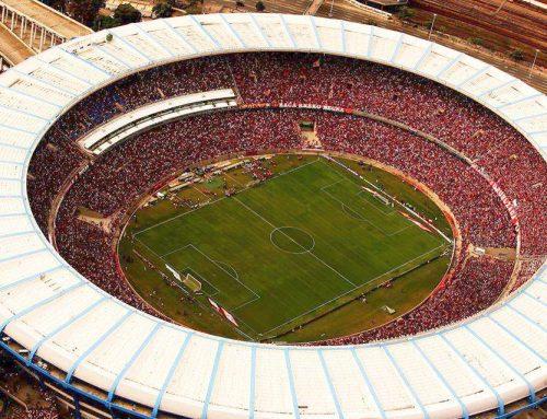 10 Maiores estádios do mundo