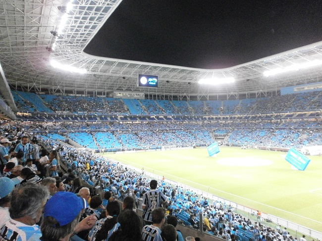 arena do gremio por dentro