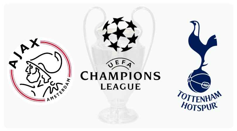 Semi Final Champions League 2018/19 - Ajax x Tottenham