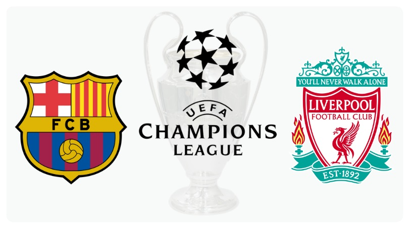 Semi Final Champions League 2018/19 - Barcelona x Liverpool