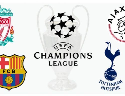 Análise das Semifinais da Champions League 2019