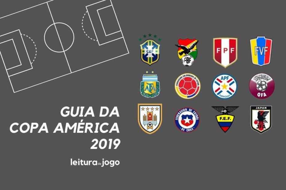 Guia Copa América 2019