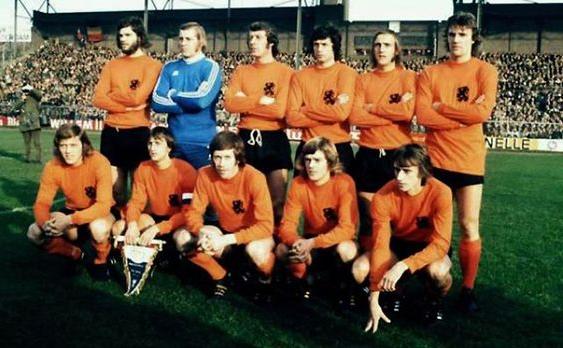Seleção Holandesa Copa do Mundo de 1974
