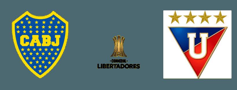 Boca e LDU pelas quartas da Libertadores 2019