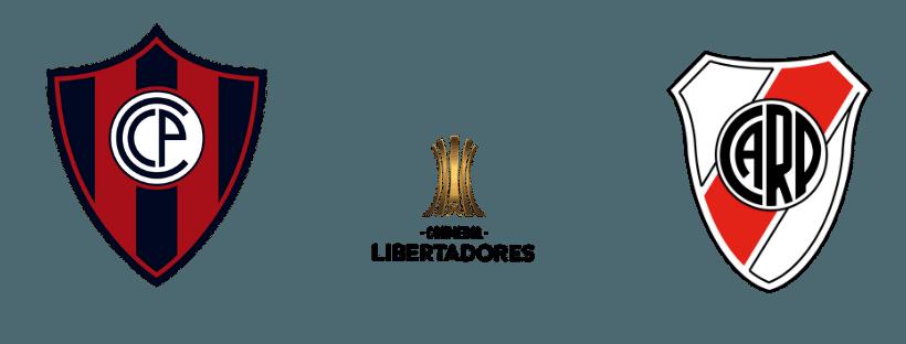 Cerro Porteno e River Plate disputam vaga na semi da Libertadores 2019