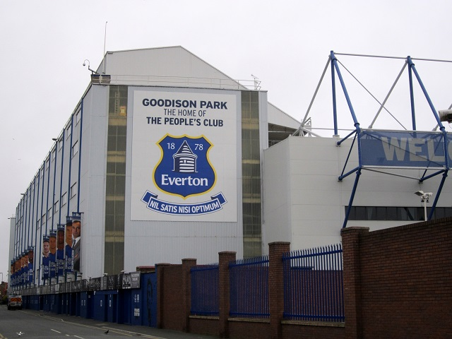 Estadio do Everton, Goodison Park