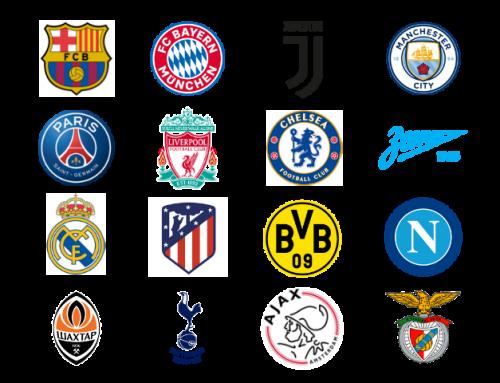 Guia da Champions League 2019/20