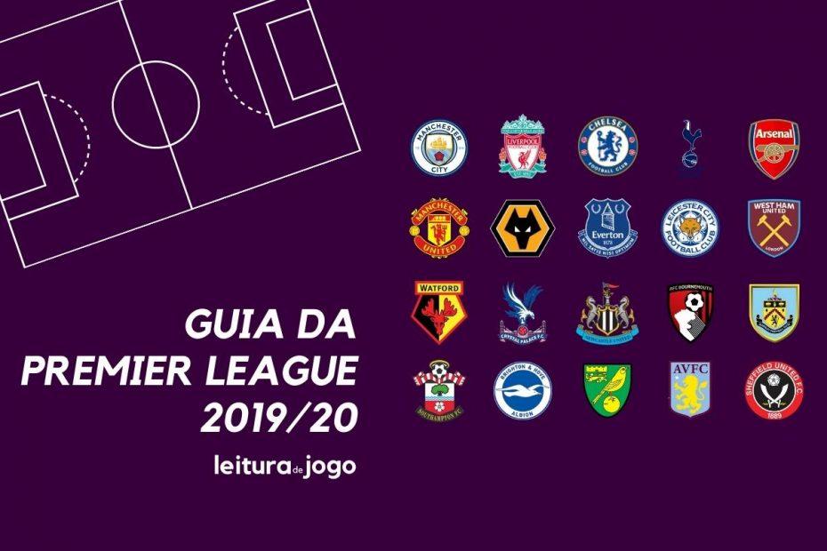 Guia da Premier League 2019-20