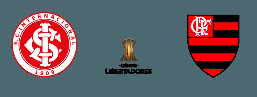 Inter e Flamengo em duelo pelas quartas de final da Libertadores 2019