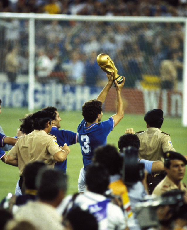 Italia levanta taça na copa do mundo de 1982