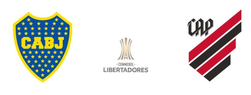 Boca Juniors x CAP - Oitavas da Libertadores 2019
