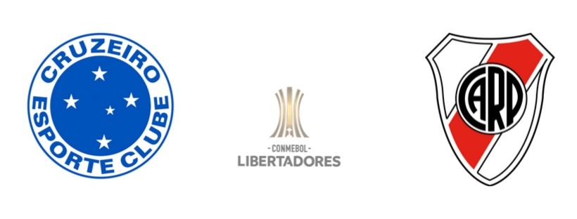 Cruzeiro x River Plate -- Oitavas da Libertadores 2019