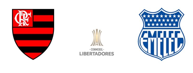 Flamengo x Emelec - Oitavas da Libertadores 2019