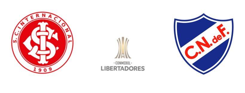 Internacional x Nacional - Oitavas da Libertadores 2019