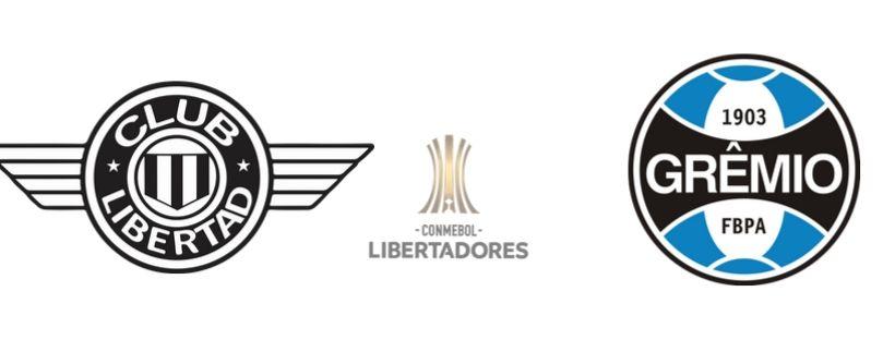Libertad x Grêmio - Oitavas da Libertadores 2019
