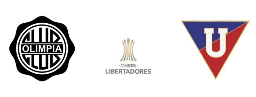 Olimpia x LDU - Oitavas da Libertadores 2019