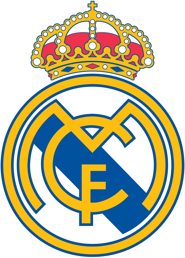 Escudo Real Madrid, o maior clube do mundo