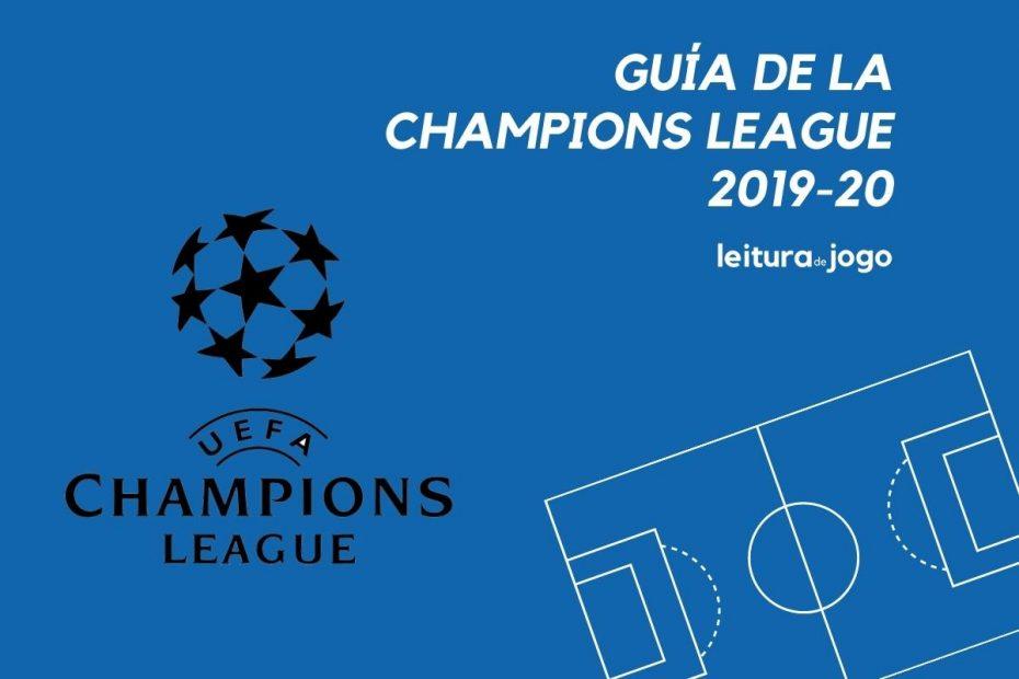 Guía de la Champions League 2019-20