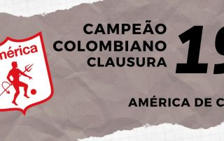 America de Cali, campeão colombiano 2019