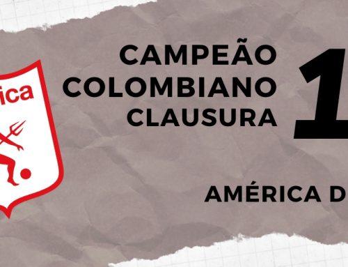 Especial: América de Cali, campeão clausura Colômbia 2019