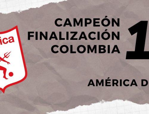 Especial: América de Cali, campeón Finalización Colombia 2019