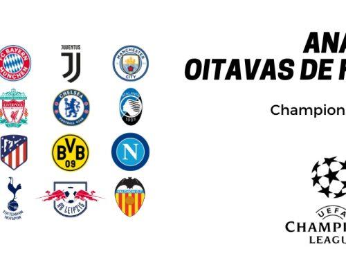 Análise Oitavas Champions League 2019