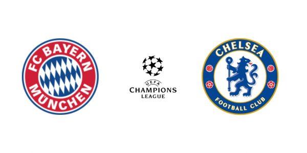 Bayern e Chelsea pelas oitavas da champions 2019