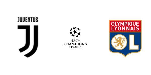 Juventus e Lyon se enfrentam pelas oitavas da champions 2019