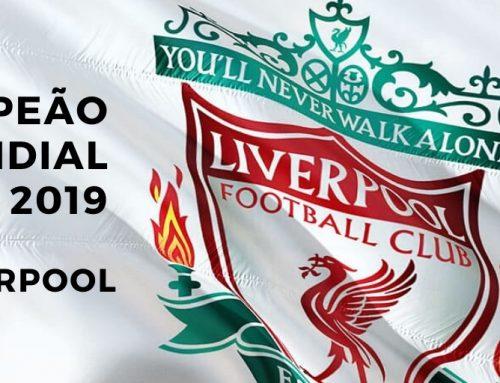 Liverpool campeão mundial 2019