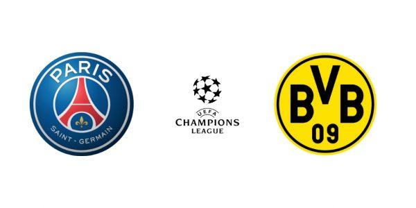 PSG e Borussia se enfrentam nas oitavas da champions