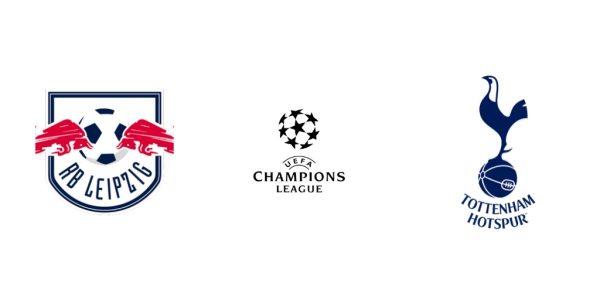 Leipzig e Tottenham pelas oitavas da champions