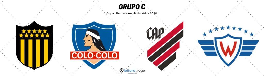 Grupo C Copa Libertadores 2020