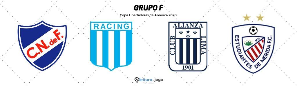 Grupo F Copa Libertadores 2020