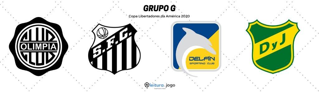 Grupo G Copa Libertadores 2020