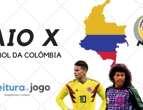 Raio X do futebol colombiano