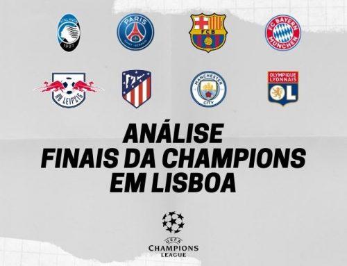 Análise das Finais da Champions League 2019-20
