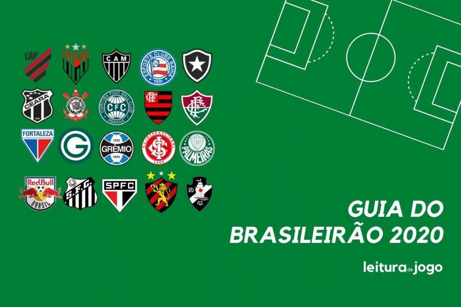 Guia do Brasileirão 2020
