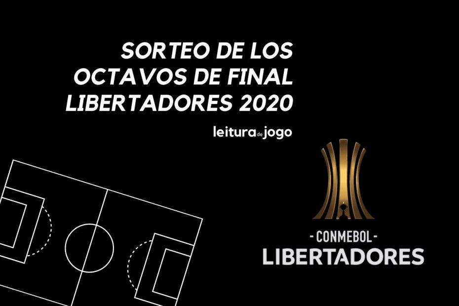 Sorteo de los octavos de Copa Libertadores