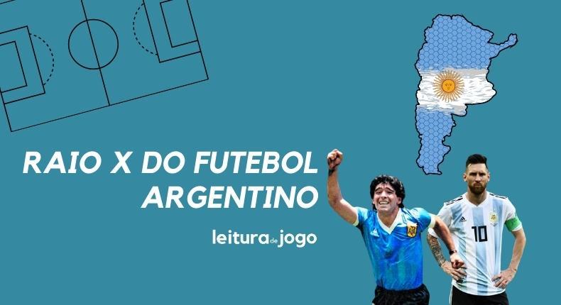 Raio X do futebol argentino