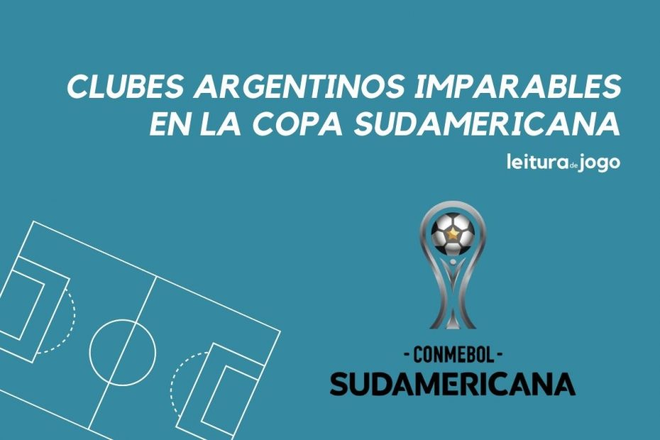 Clubes argentinos imparables