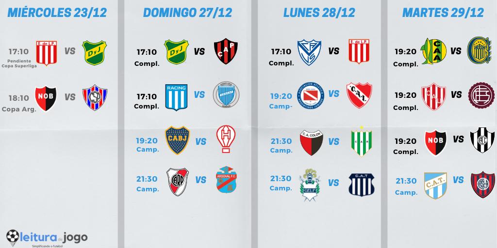 partidos-de-la-semana-futbol-argentino