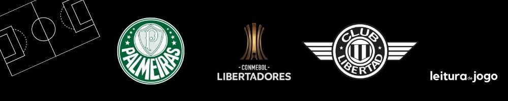 Palmeiras x Libertad