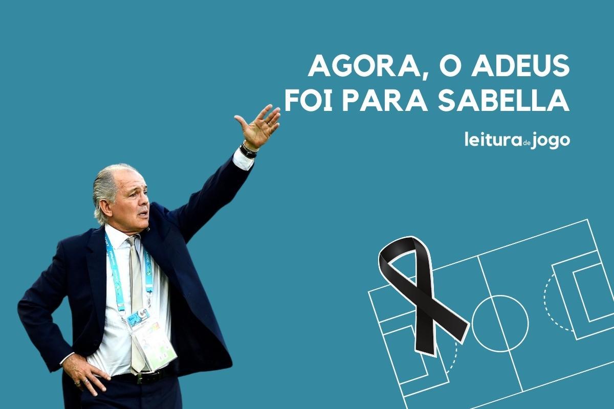 Adeus para Alejandro Sabella.